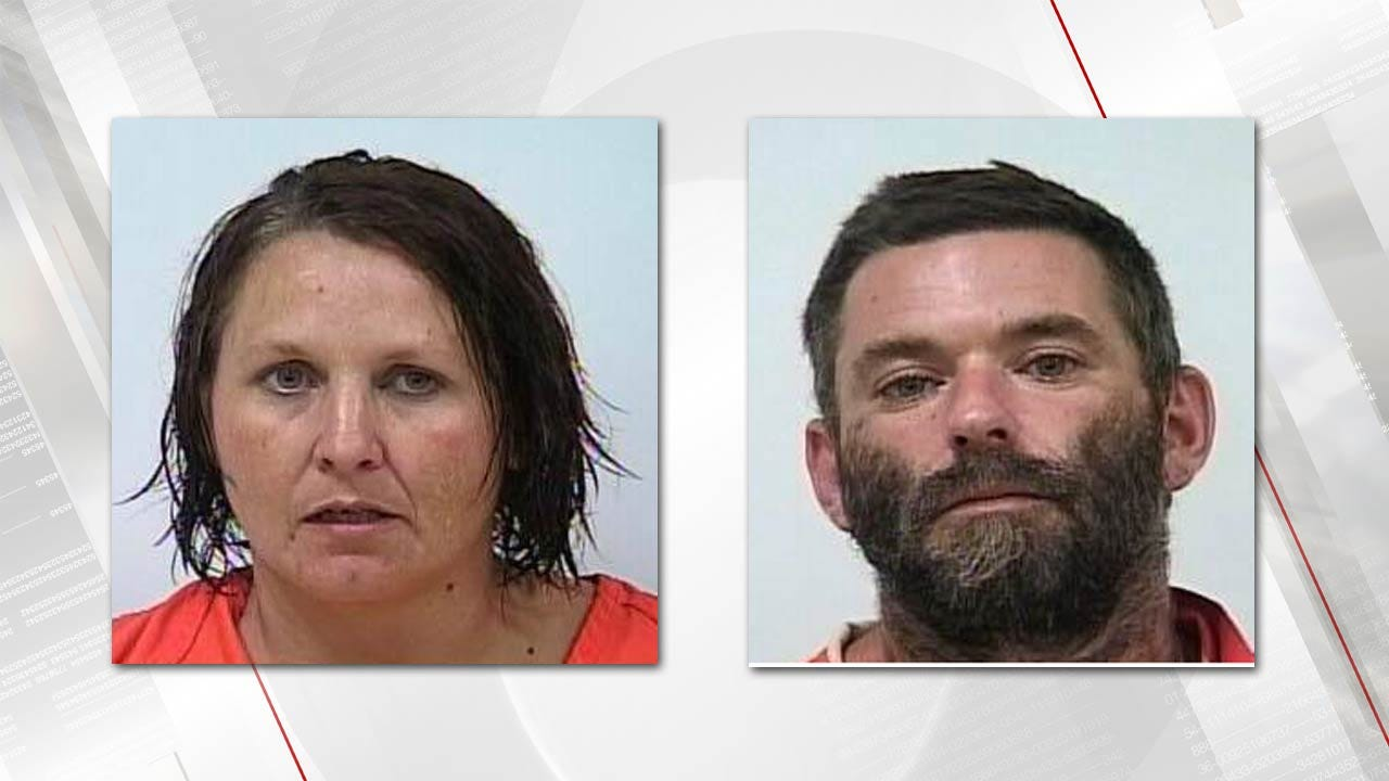 Car Runs Out Of Gas During Osage Co. Police Chase, 2 Arrested