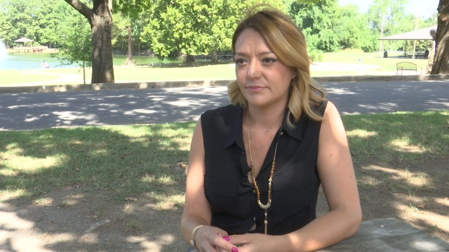 Muskogee Woman Raped By A Guard While In Jail Speaks Out
