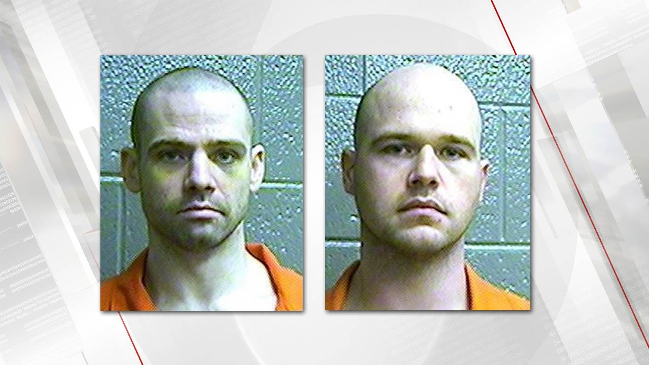 Oklahoma Prison Escapees Captured