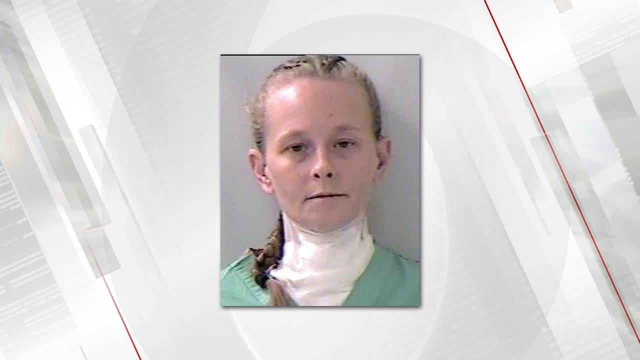 Pawnee Co. Woman Charged With Killing Her Father Booked Into Jail