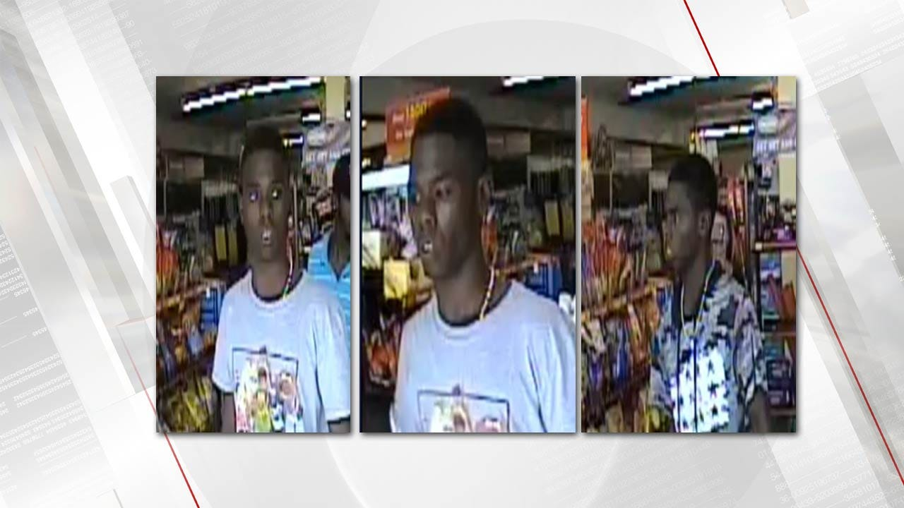 Police Seek To ID Robber Who Beat Up Tulsa Store Manager