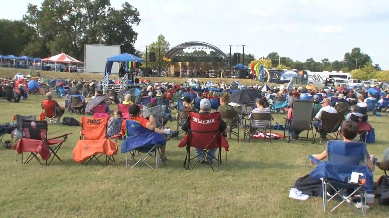 Bluegrass & Chili Festival Searching For New Home After Claremore Chamber Pulls Out