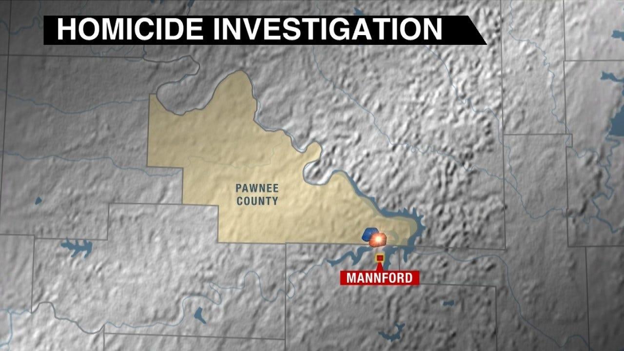 OSBI Investigating Mannford Homicide