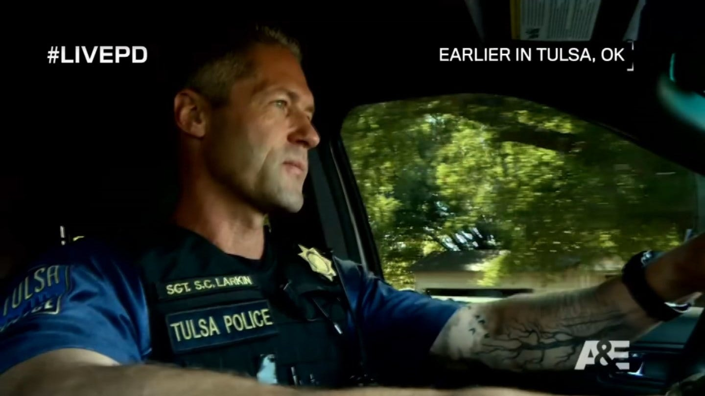 TPD Sergeant To Host New A&E Show