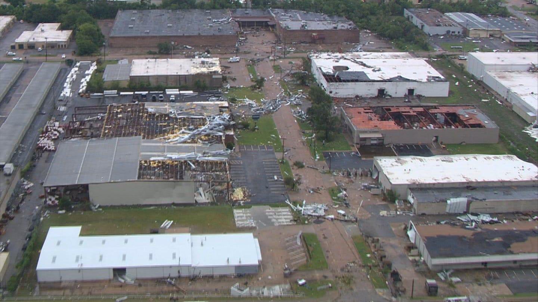Tulsa Business Damaged In 2017 Tornado Finally Returns Home