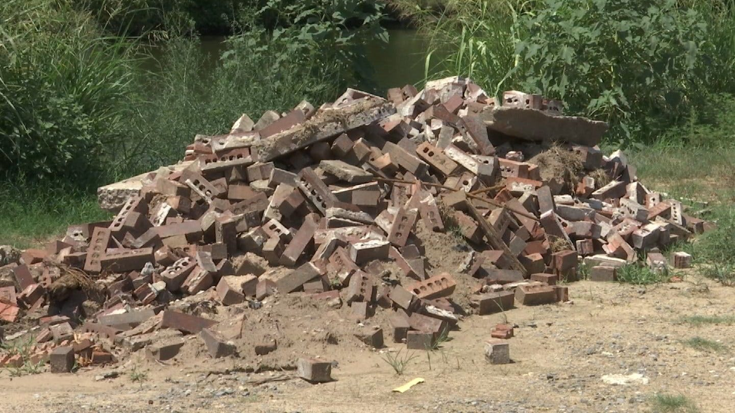 Crossland Construction Responds To Accusations Of Illegally Dumping