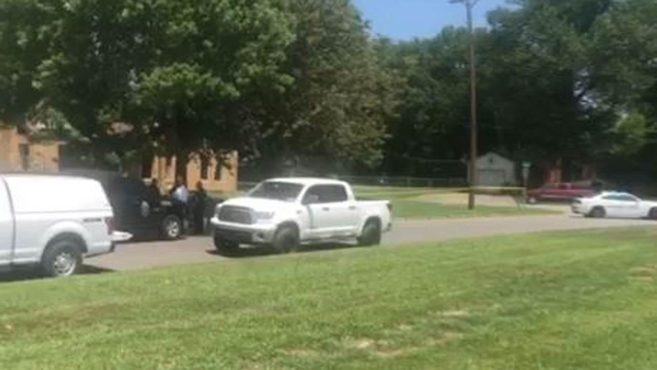 Law Enforcement Searching Muskogee Home For Missing Woman