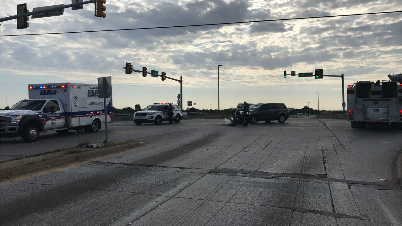 Man Injured After Teen Driver's Failure To Yield Causes Collision, Police Say
