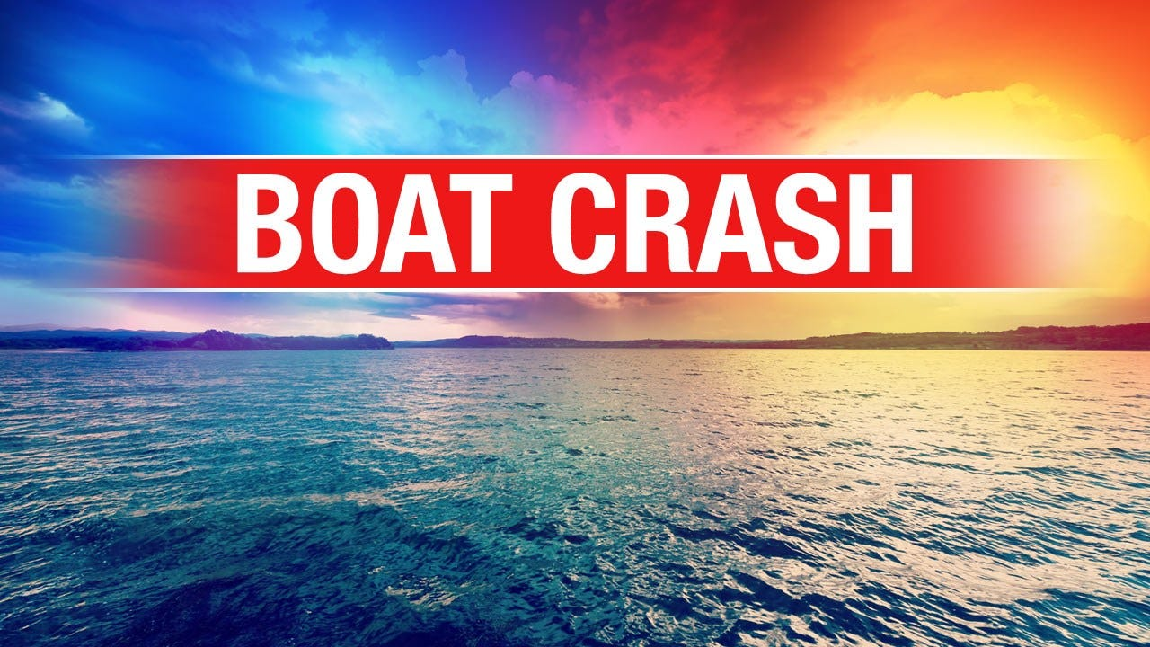 Two People Hospitalized After Boat Crash On Lake Tenkiller