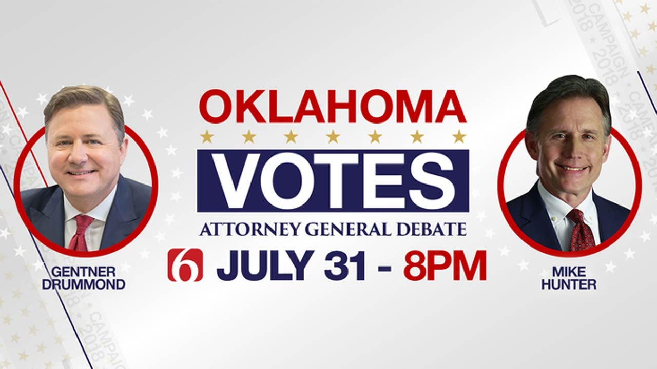 News On 6, News 9 To Host Live Attorney General Runoff Debate