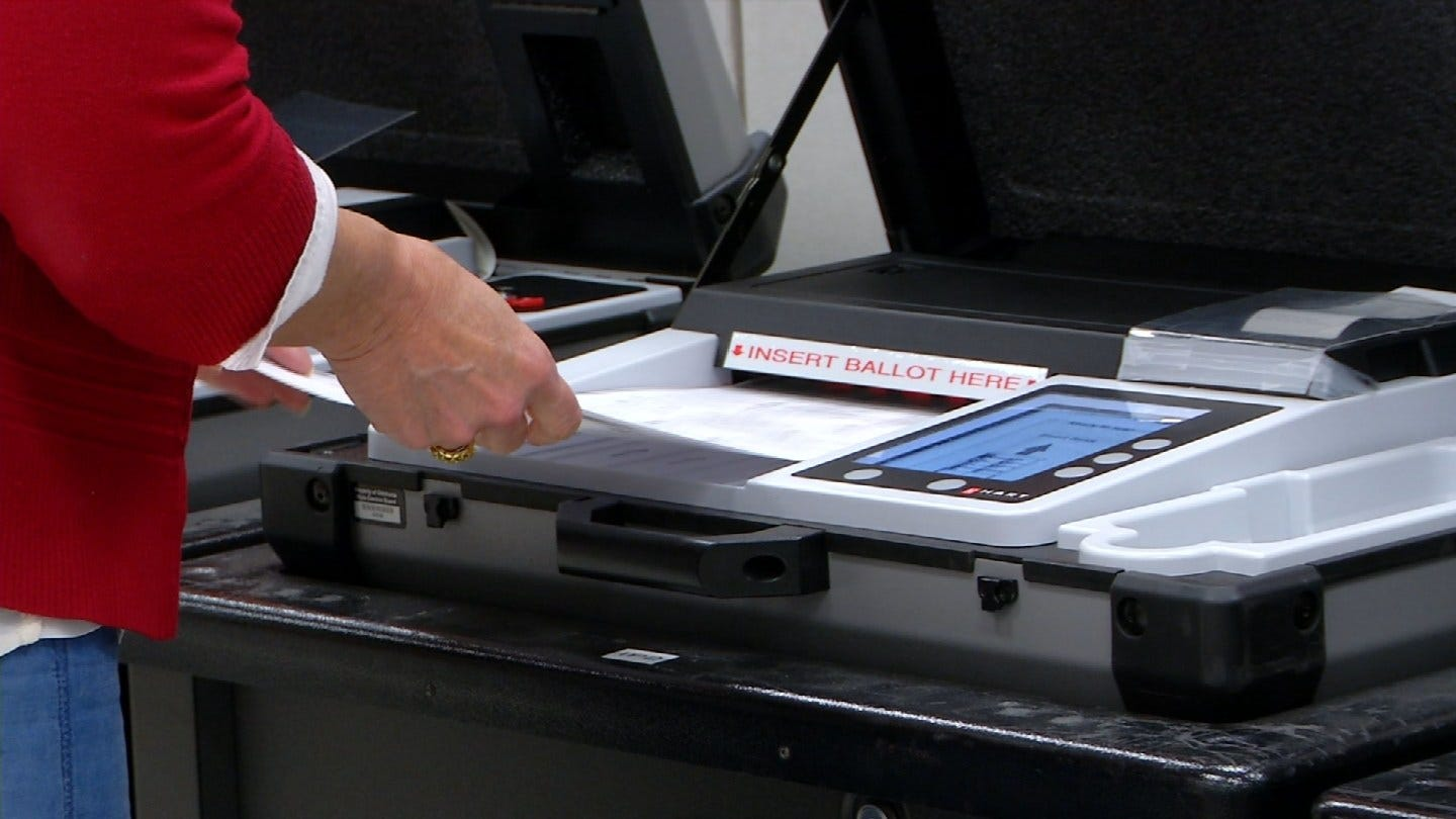 Oklahoma To Receive Funds To Improve Election Security