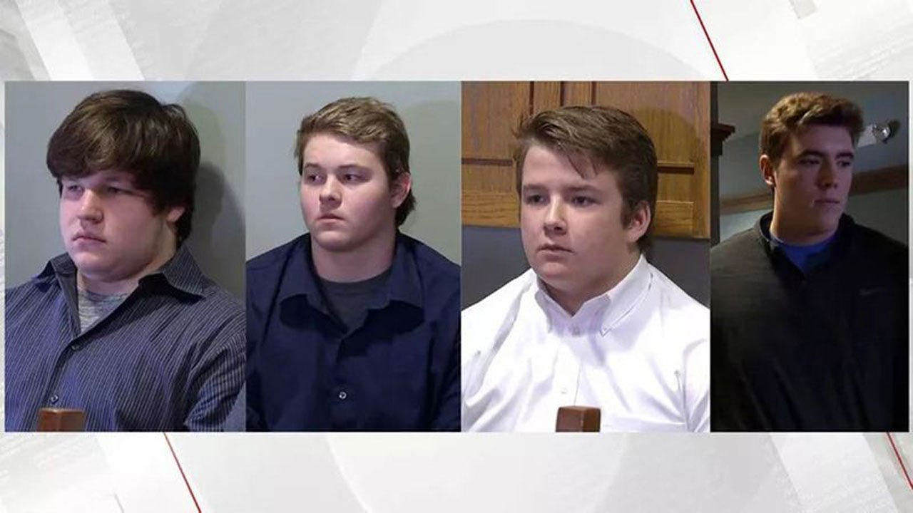 Preliminary Hearing Tuesday For Bixby Students Charged With Rape Of Teammate