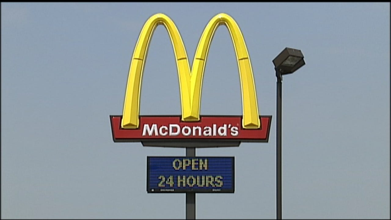 Tulsa Area McDonalds Looking For Workers