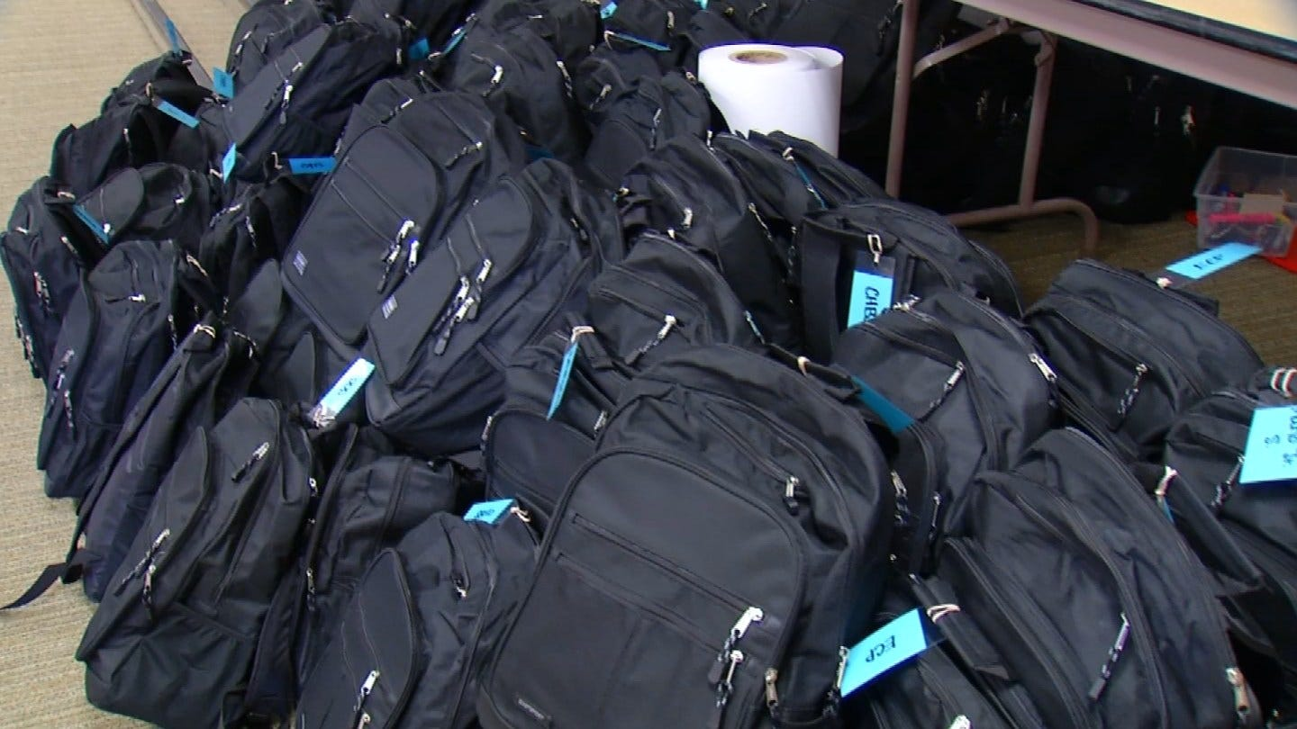 Tulsa Realtors Helping Kids Get What They Need For Upcoming School Year