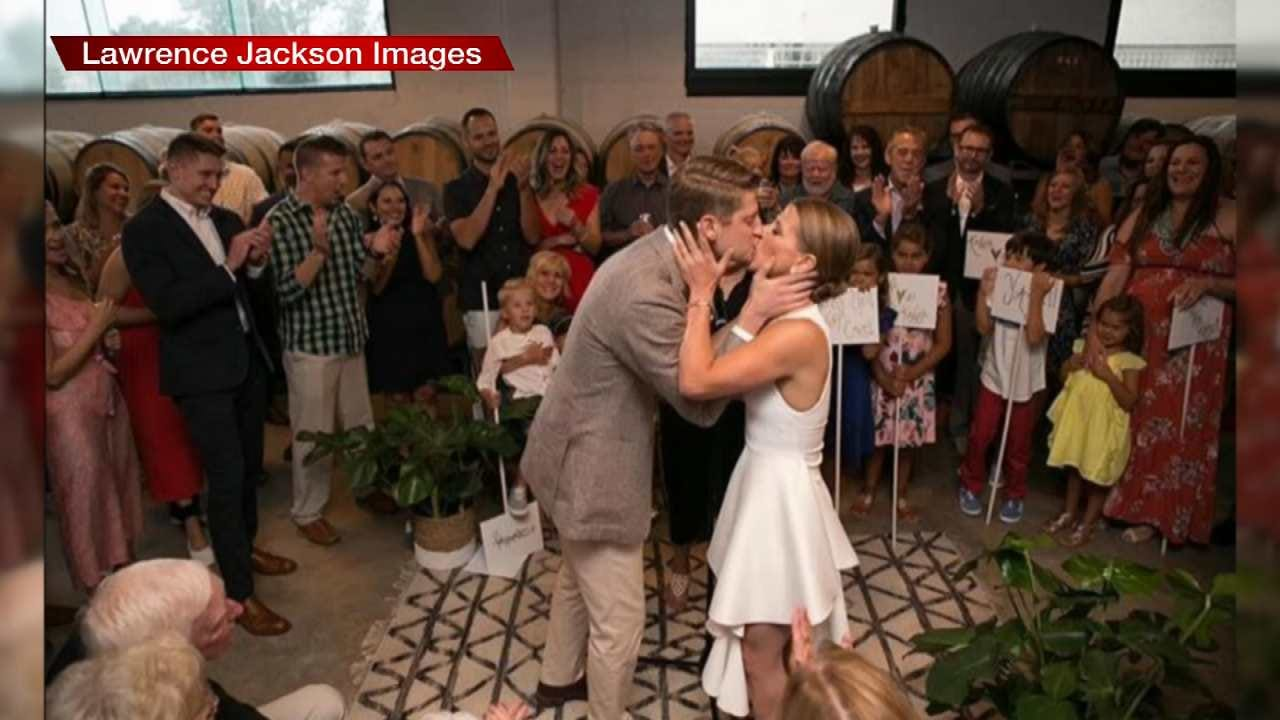 Big Name Guests Attend Oklahoma Man's Surprise Wedding