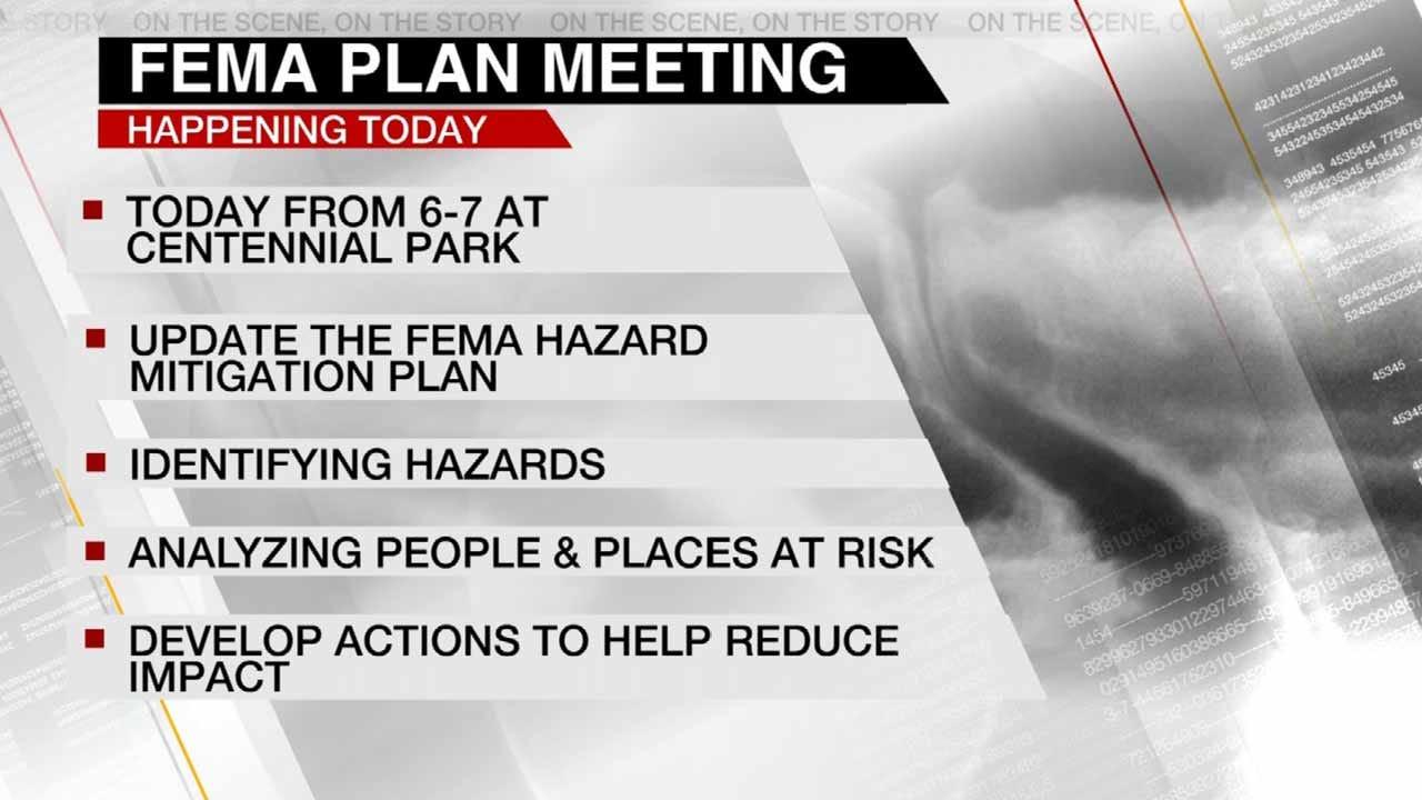 City Of Tulsa Seeking Help Preparing For Natural Disasters