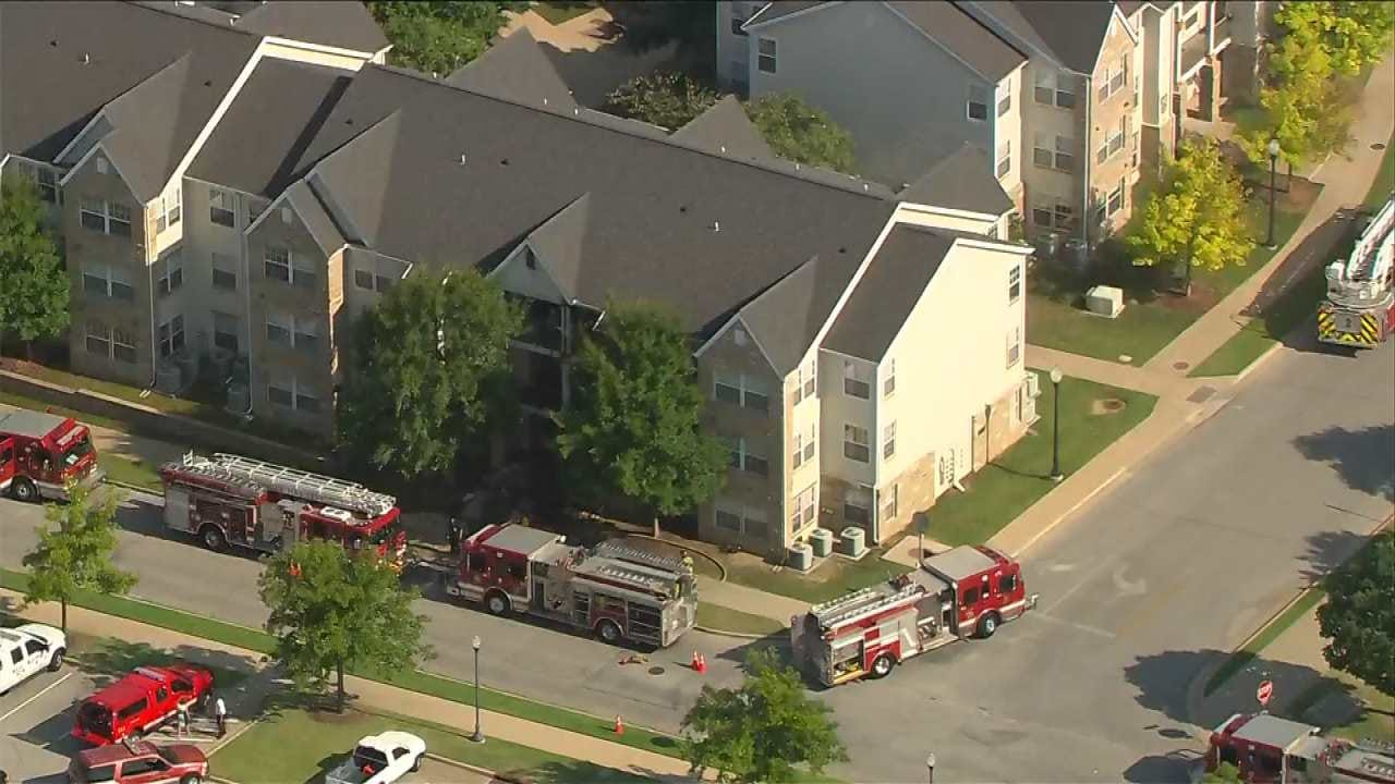 Dropped Cigarette Believed To Be Cause Of Fire At University Of Tulsa Apartment