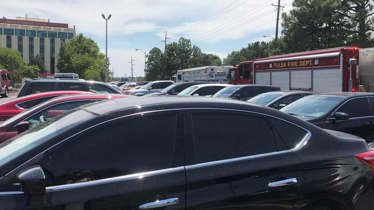 Tulsa Fire Crews Respond To Carbon Monoxide Incident