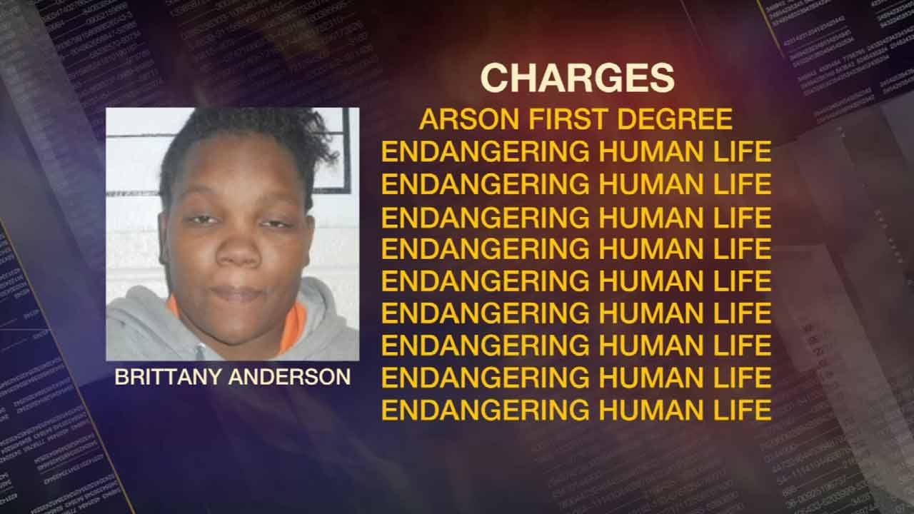 Accused Oklahoma Arsonist Charged With Endangering Lives Of Firefighters