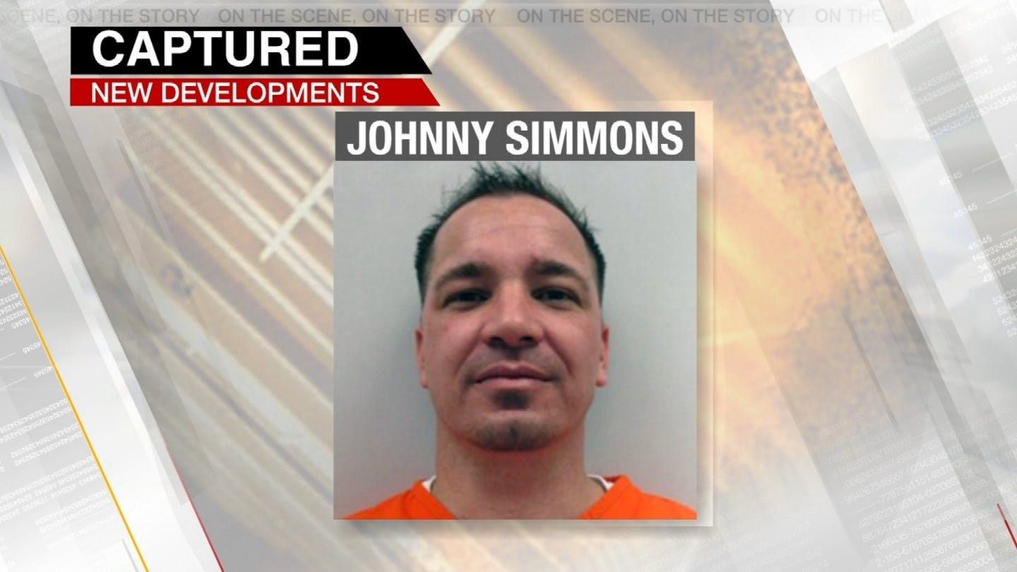 Inmate Back In Custody After Escaping From Stringtown Prison