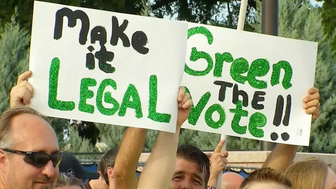 News On 6 Poll Shows Voters Oppose Recreational Marijuana