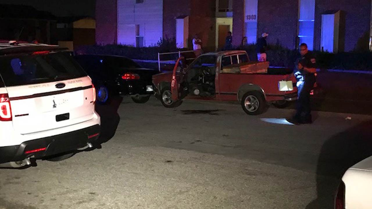 Police Seek Shooter In Tulsa's Latest Homicide
