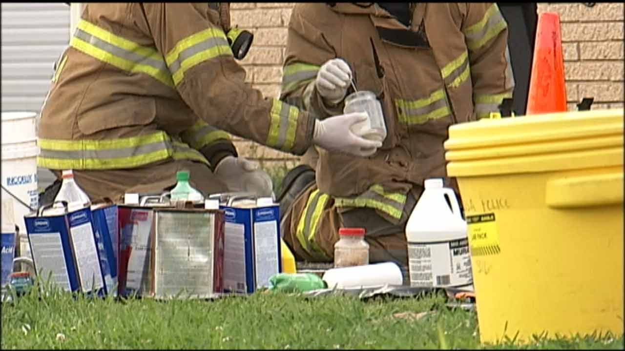 TPD: Meth Produced In OK Labs Being Replaced By Mexican Drug Cartels