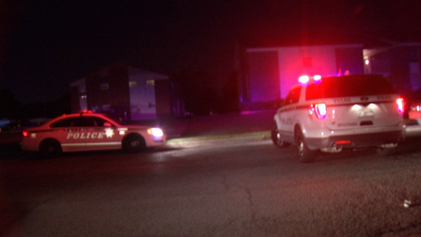 Tulsa Police Looking For Help Solving Murder at Tulsa Apartments