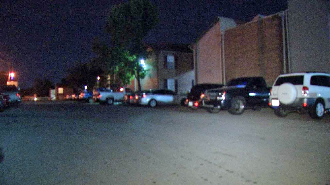 Police Find Victim Shot In Leg At Tulsa Apartment Complex