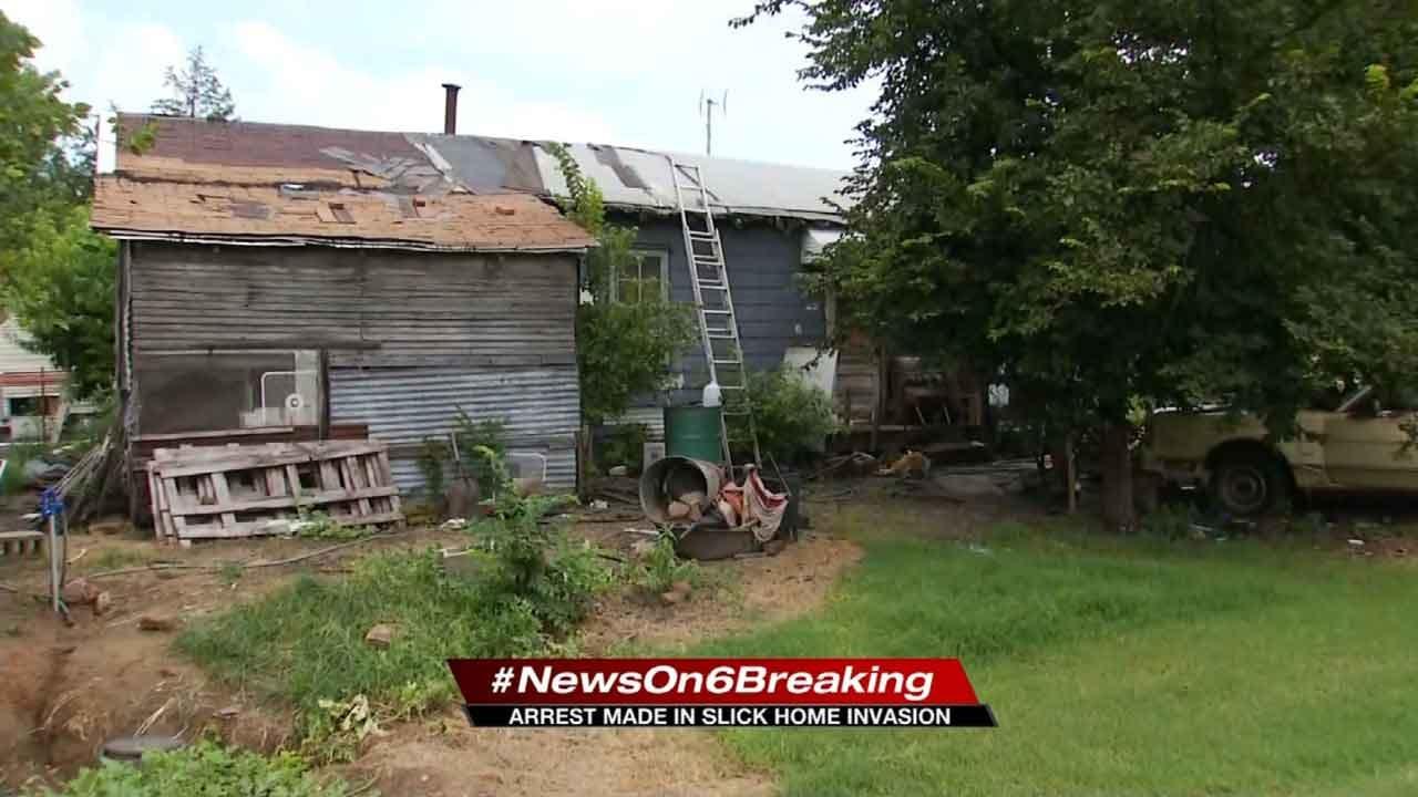 Adult, 2 Juveniles Arrested For Violent Creek County Home Invasion