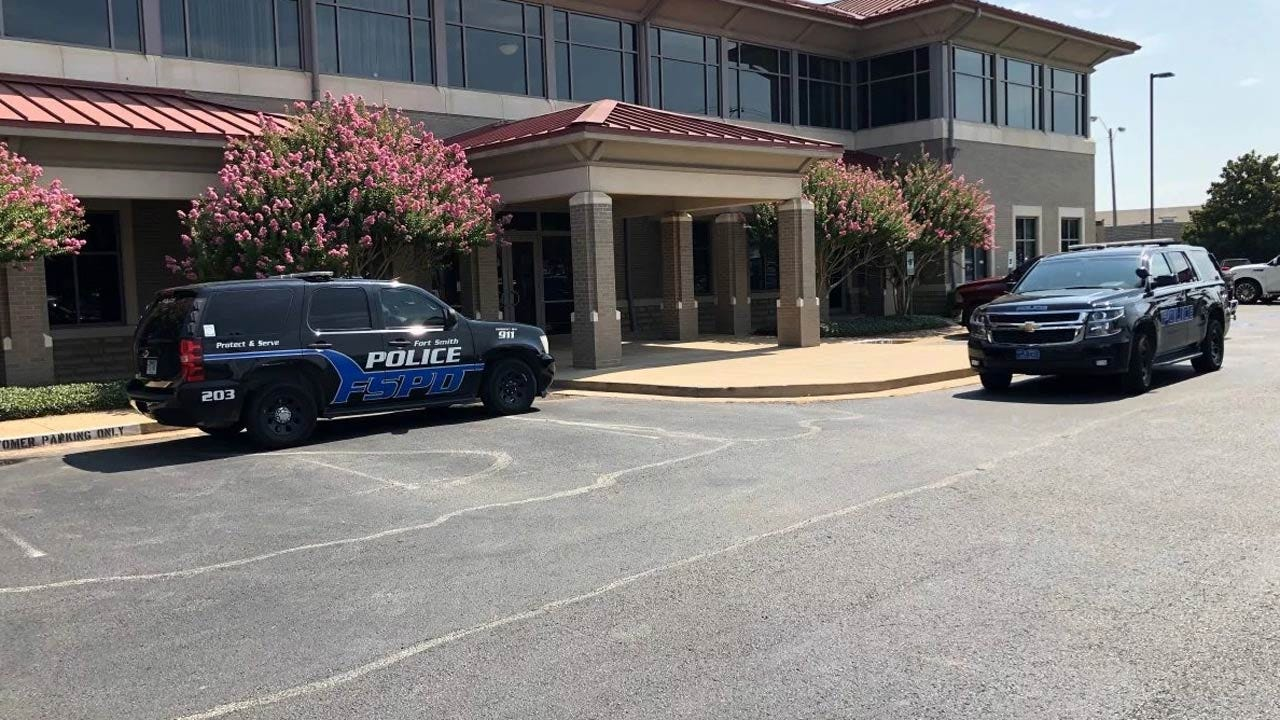 Fort Smith Bank Robbery Suspects Arrested In Oklahoma