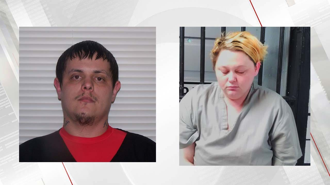 Nowata Couple Charged With Child Neglect