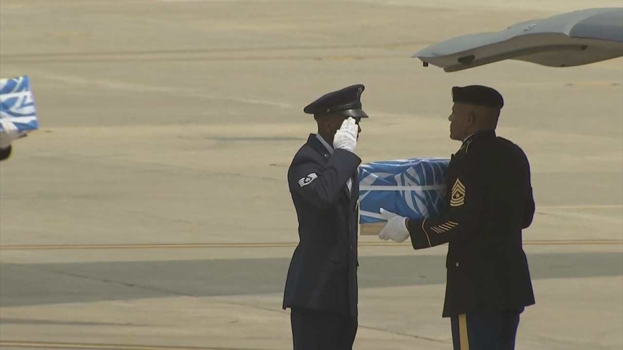 White House: Remains Of Korean War Soldiers Returned