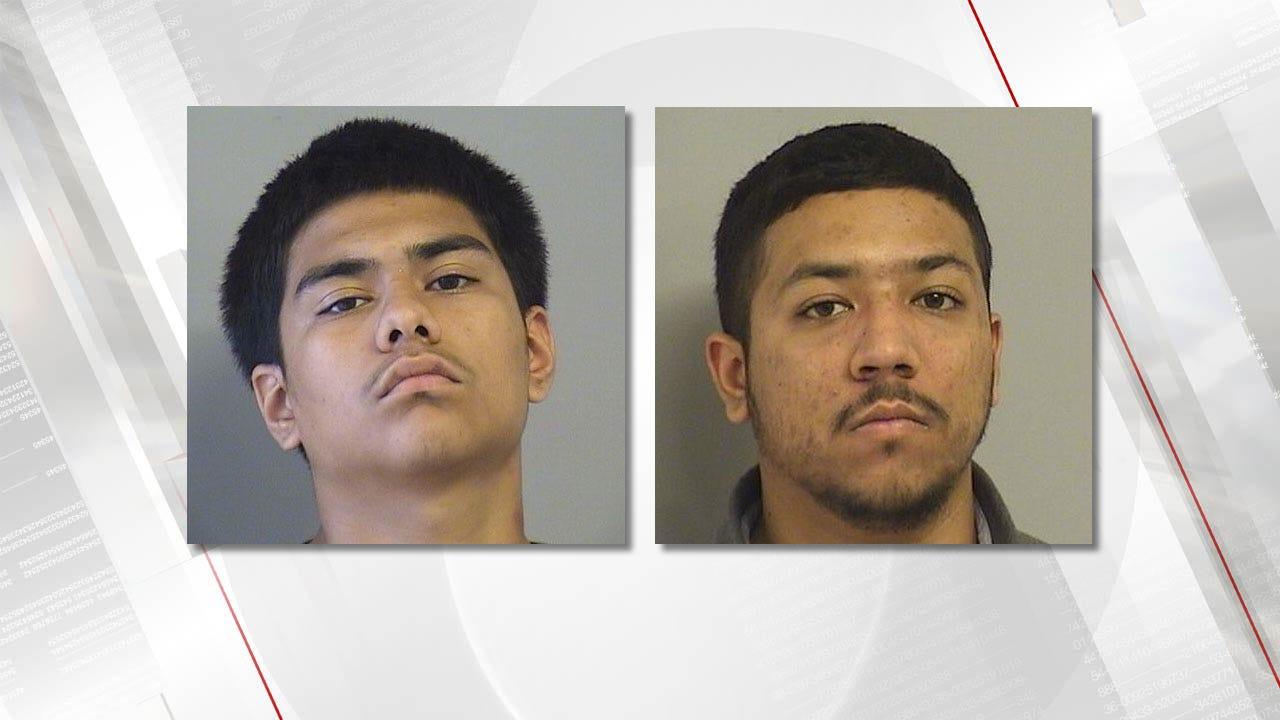 Two Charged With Rape Of Two 15-Year-Olds In Tulsa