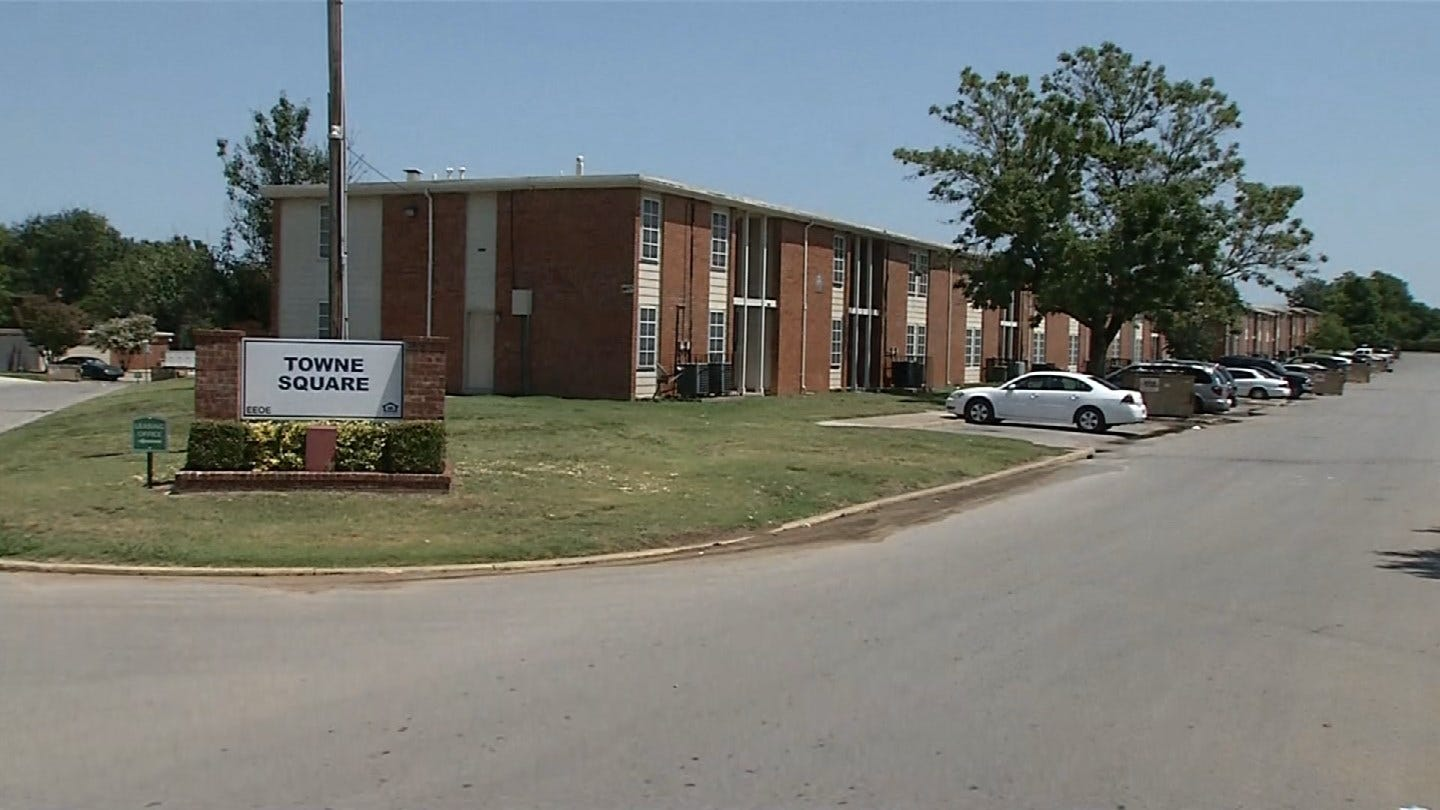 Police Investigating Fatal Shooting Sunday At Tulsa Apartment Complex