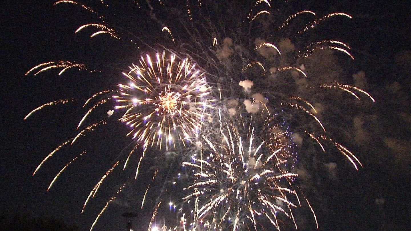 First Responders, Burn Units Prepare To Treat Injuries From Fireworks