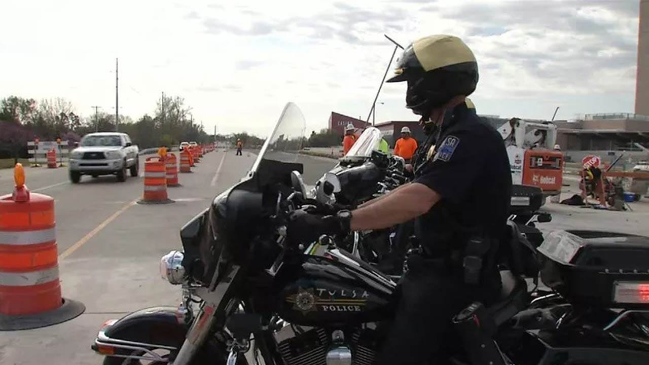 Tulsa Police Cracking Down On Speeders During July
