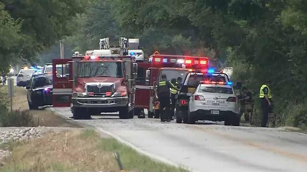 2-Year-Old Injured In Tulsa Crash Dies