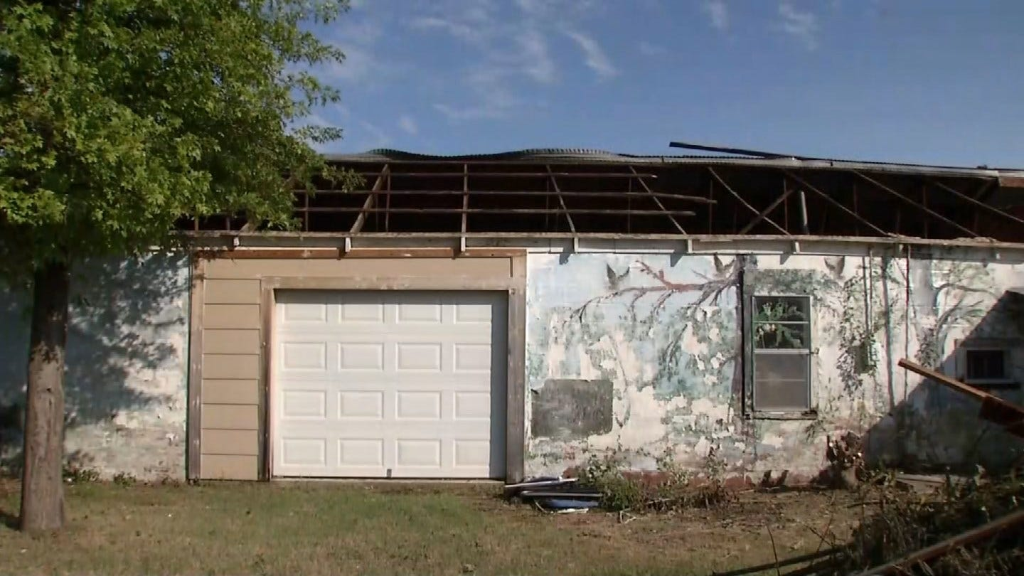 Storms, High Winds Leave Damage Behind In Washington, Rogers Counties