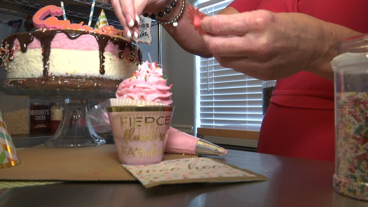 Tulsa Woman Bakes Her Way To Second Chance