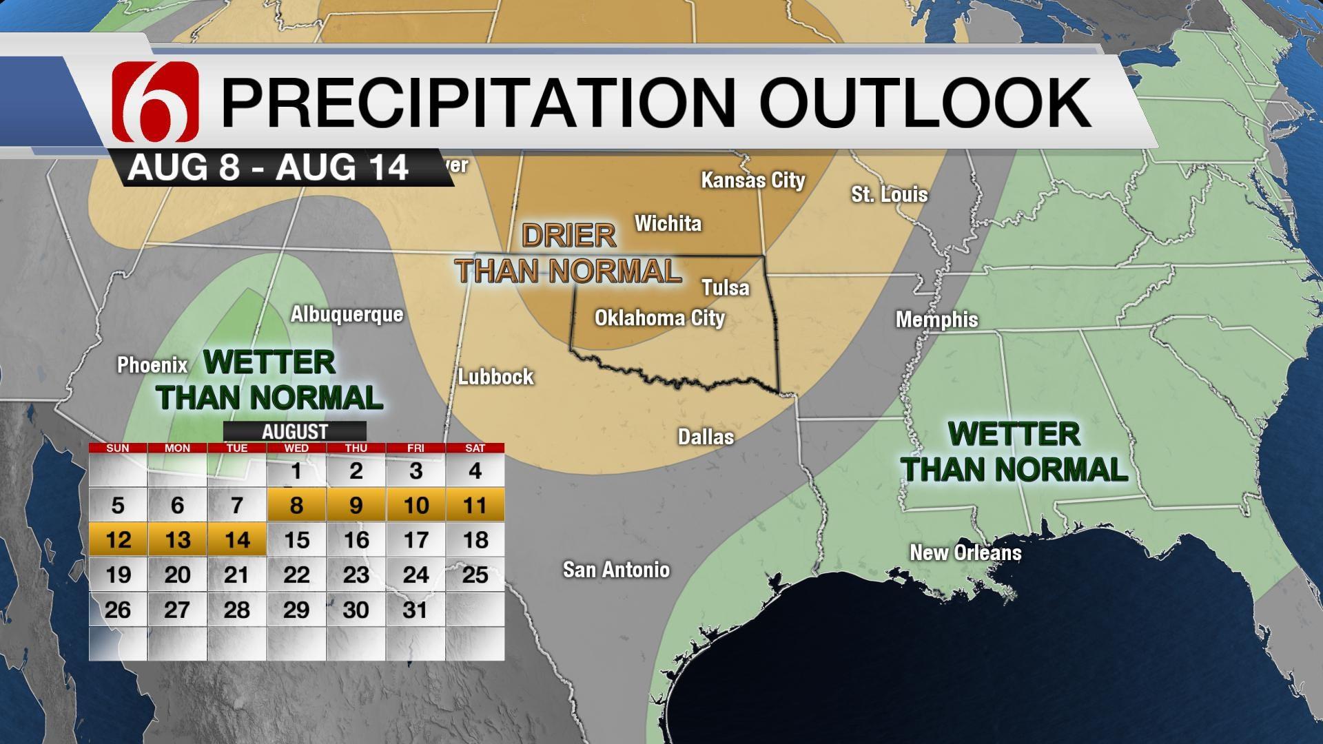Heading into August, Summer Heat Cranks Up