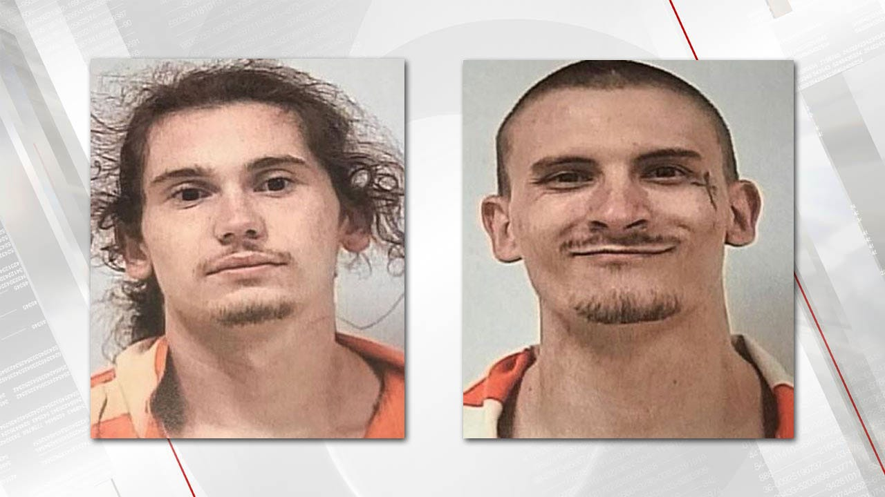 Men Sought For Questioning After Pawhuska Armed Robbery