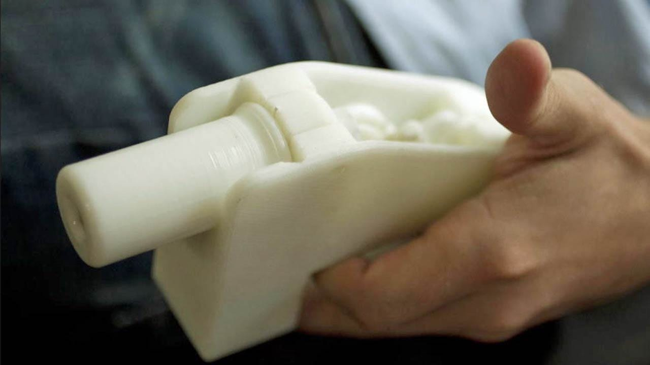 States To Sue To Block Blueprints For 3D-Printed Guns