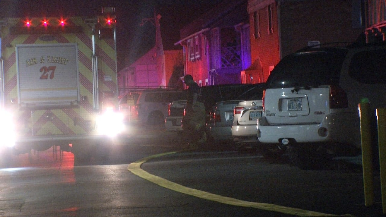 Three Tulsa Apartments Damaged In Early Morning Fire