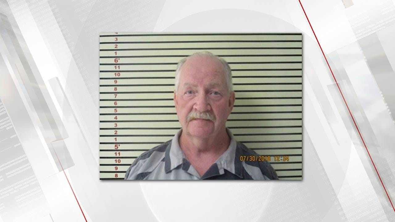 Wagoner County Man Accused Of Failure To Register As Sex Offender