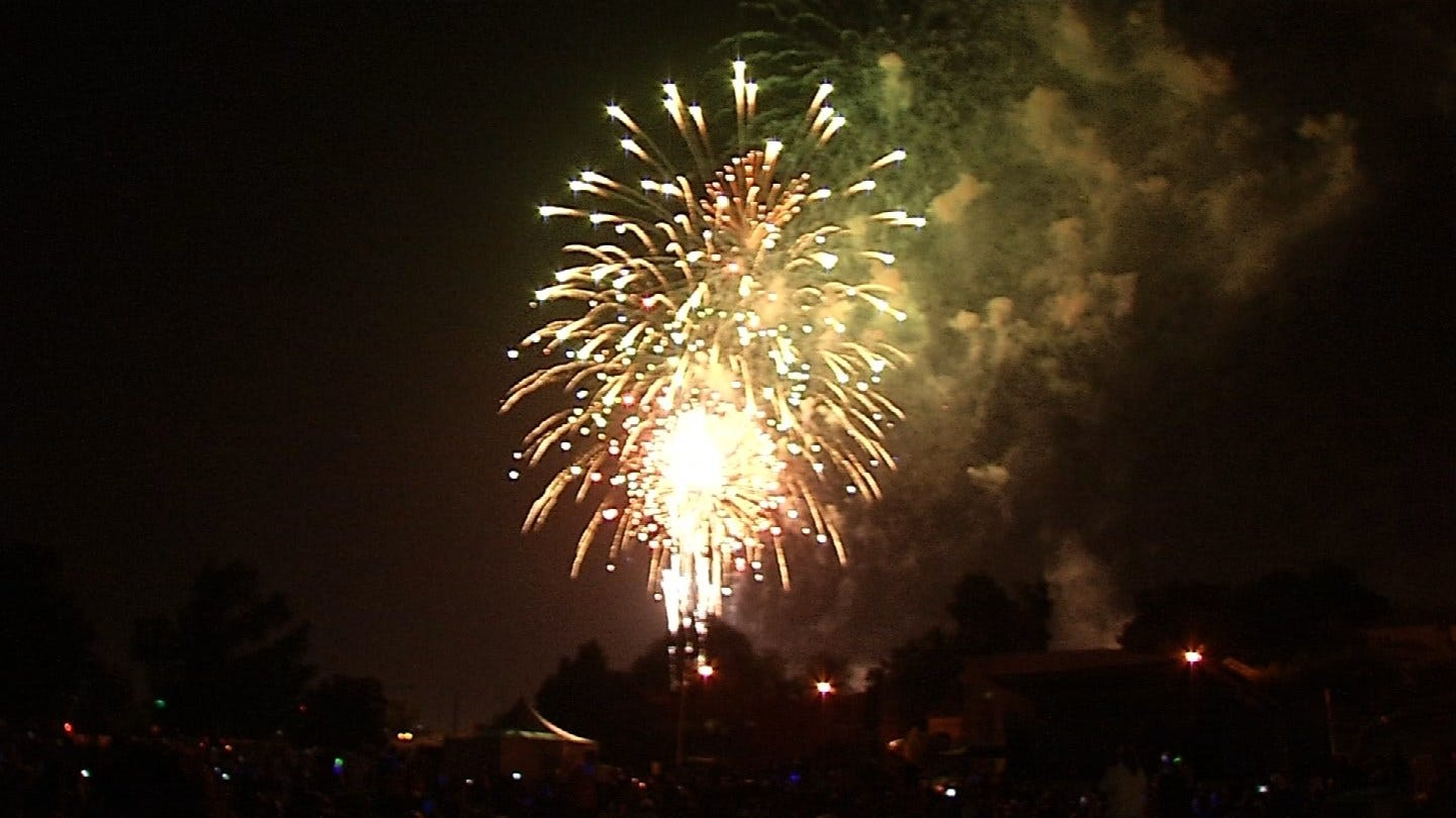 Nearly 80,000 Celebrate 4th Of July At Folds Of Honor Freedom Fest