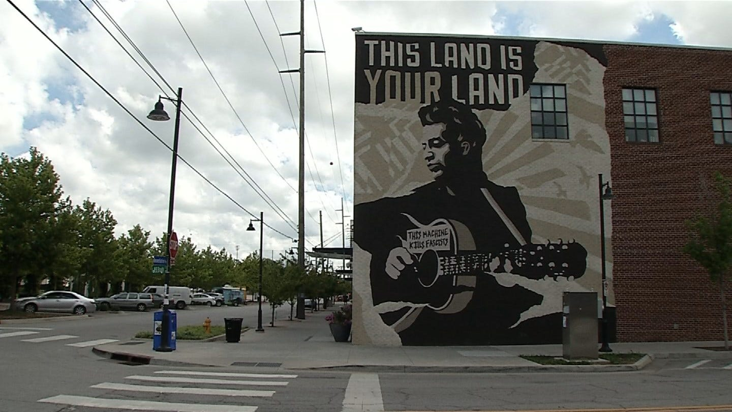 New Murals Planned For Downtown Tulsa