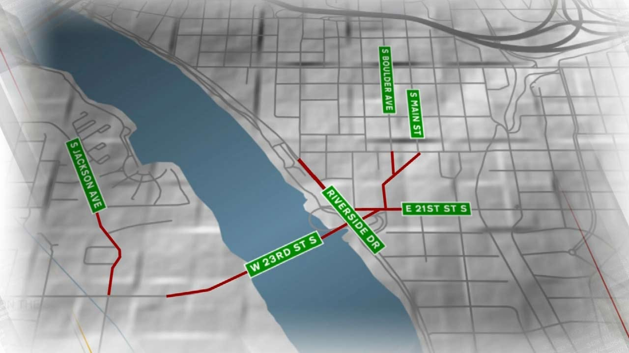 Roads To Close Ahead Of Tulsa's FreedomFest