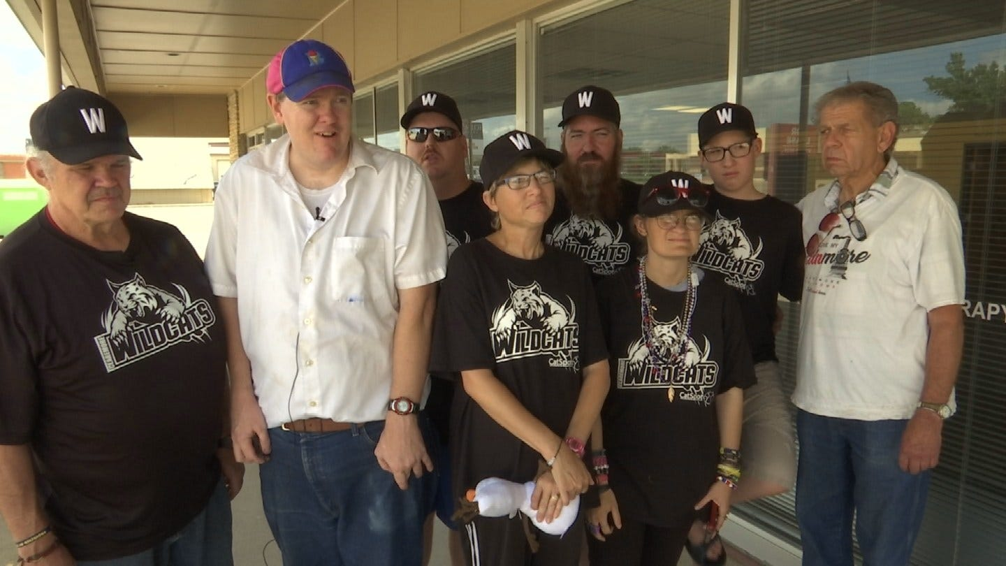 Truck Loaded With Equipment Stolen From Claremore Special Olympics Team
