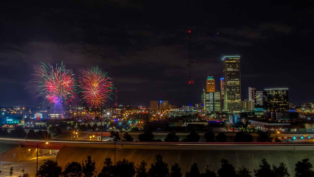 Where To See 4th Of July Fireworks In Eastern Oklahoma